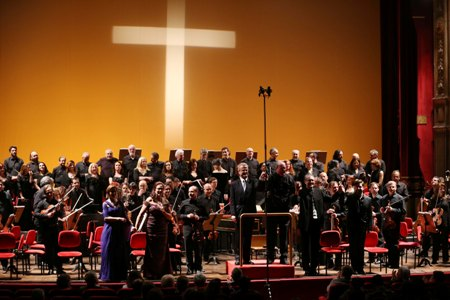 """Messiah di Händel al """"Bellini"""" di Catania"""
