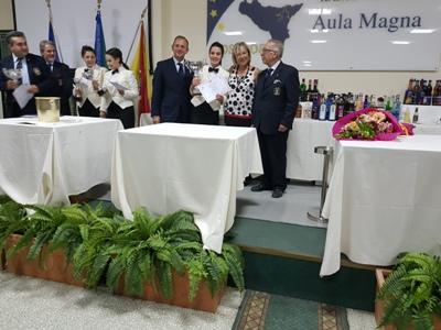 """All'Alberghiero """"Karol Wojtyla"""" Catania 4° concorso Bar Lady e si celebra il 51° concorso A.I.B.E.S."""