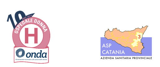 ASP Catania-ONDA – Bollini rosa assegnati a Ospedale di Acireale e a Ospedale di Caltagirone
