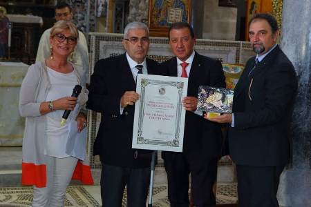 """Cultura e solidarietà a Palermo: premio internazionale """"In caritate servire 2018"""""""