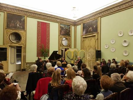 Il Lyceum Club di Catania inaugura l'anno sociale e presenta le nuove socie con il concerto dell'Ensemble Goffriller