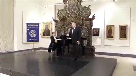 """XII Concerto dell'Immacolata del Rotary """"Catania Sud"""", progetto """"0 polio"""" con Giordani, Cappellani e Manzella"""