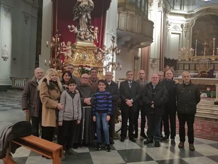 Chiesa Immacolata Concezione Catania, Santa Messa e tesseramento soci associazione Giustizia e Pace