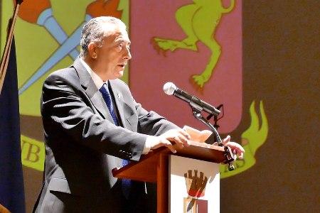 Applaudito e apprezzato discorso Questore di Catania Alberto Francini per la Festa della Polizia di Stato 2019