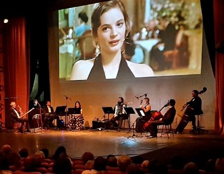 """La musica più titolata del cinema nel concerto """"Note da Oscar 3"""" dei """"Chroma Ensemble"""" al teatro """"Sangiorgi"""" di Catania"""