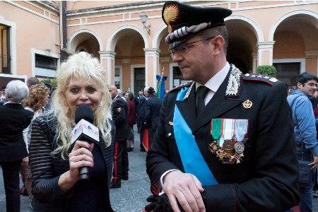 """Catania celebra nella caserma """"Vincenzo Giustino"""", il 205° anniversario dell'Arma dei Carabinieri"""