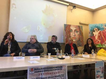 A Palermo cinque giornate in difesa della disabilità
