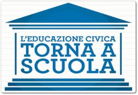 A settembre Educazione Civica in tutte le scuole