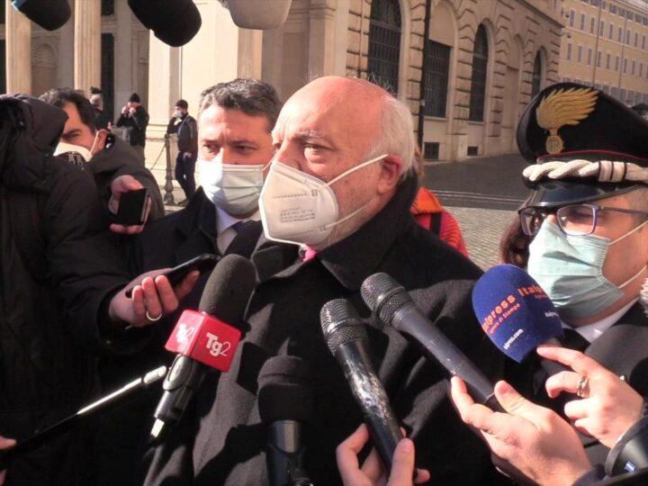 """Processo """"Gregoretti"""", il Gup Sarpietro, dopo aver raccolto la testimonianza del premier Conte,  """"C'è continuità tra l'azione di Lamorgese dopo e Salvini prima, bisogna accertare se c'è reato, la ricollocazione era un leitmotiv generale"""""""