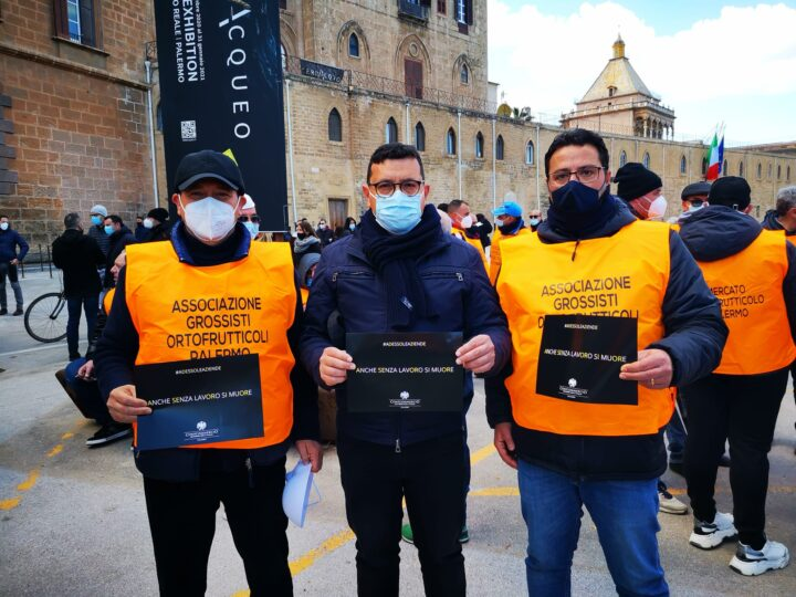 Manifestazione confcommercio Palermo. Gelarda (Lega) si calendarizzino riaperture