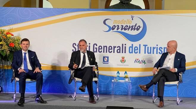"""A Sorrento gli Stati Generali del Turismo. Garavaglia: Necessario promuovere il """"Brand Italia"""""""