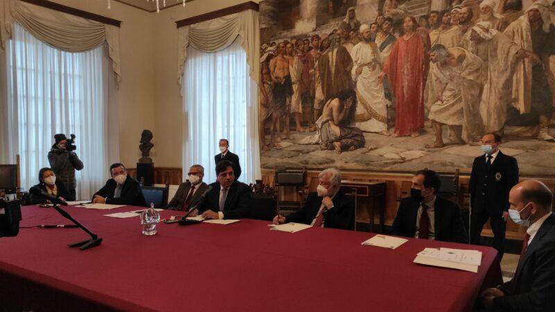 """Semplificazione, siglato il """"Patto per la Giustizia della Città di Catania"""""""