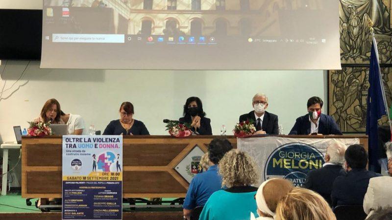 """A Pedara convegno sul femminicidio, la senatrice di FdI Tiziana Drago propone un'indagine conoscitiva su violenza giovani """"Oltre la violenza tra uomo e donna: Una strada da costruire insieme"""""""
